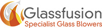 Glassfusion Ltd: Specialist Glass Blowers Mobile Logo
