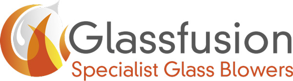 Glassfusion Ltd: Specialist Glass Blowers Retina Logo